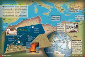 Barbary Wars Map
